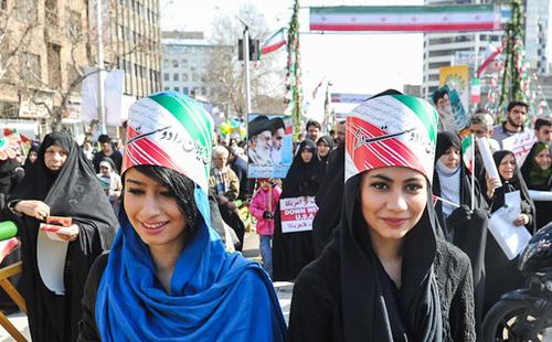 عكس هاي راهپيمايي روز قدر حمايت از مردم فلسطين