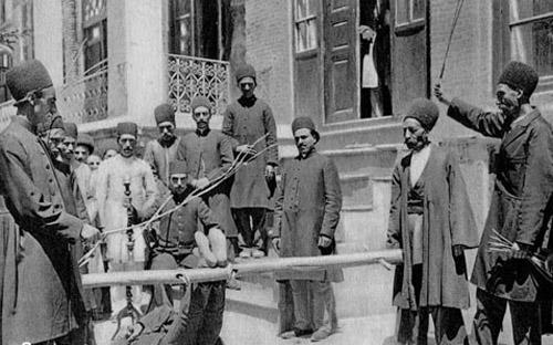 مالیاتهای بیحساب و کتاب در عصر قاجار
