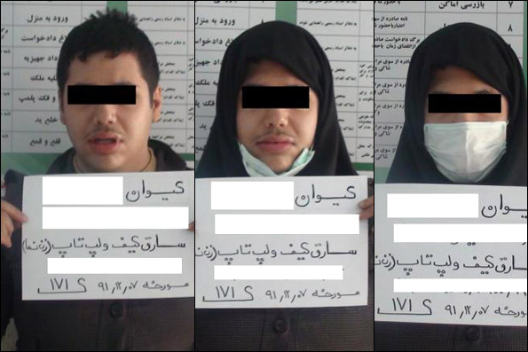 تصویر: دستگیری سارق زننما در دانشگاه