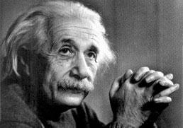 آلبرت انشتین