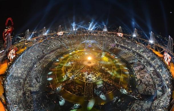 20457 196 مراسم افتتاحیه المپیک لندن + تصاویر