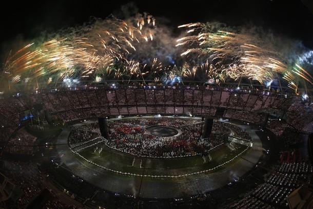 20458 540 مراسم افتتاحیه المپیک لندن + تصاویر