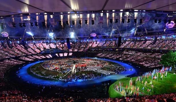20459 557 مراسم افتتاحیه المپیک لندن + تصاویر