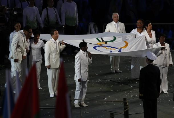 20463 504 مراسم افتتاحیه المپیک لندن + تصاویر