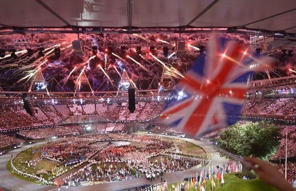 20466 601 مراسم افتتاحیه المپیک لندن + تصاویر