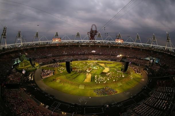 20469 211 مراسم افتتاحیه المپیک لندن + تصاویر
