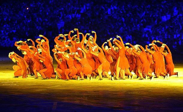 20481 832 مراسم افتتاحیه المپیک لندن + تصاویر