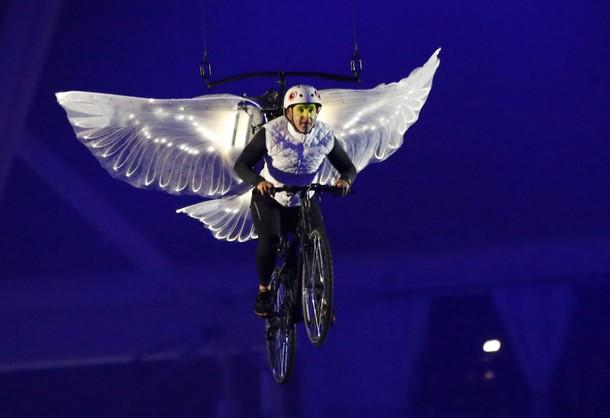 20487 359 مراسم افتتاحیه المپیک لندن + تصاویر