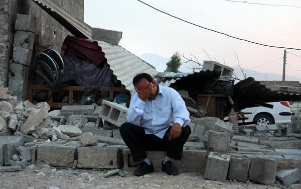 زلزله دشتی