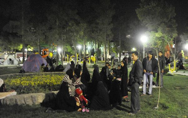 61804 963 اصفهان پس از وقوع زلزله/تصاویر