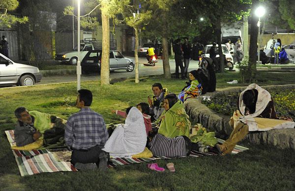 61805 359 اصفهان پس از وقوع زلزله/تصاویر