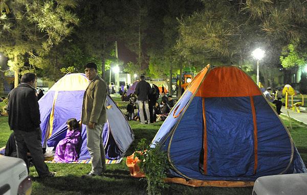 61807 925 اصفهان پس از وقوع زلزله/تصاویر