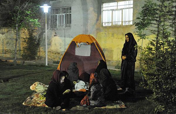 61808 736 اصفهان پس از وقوع زلزله/تصاویر