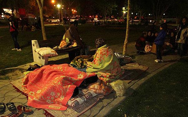61818 499 اصفهان پس از وقوع زلزله/تصاویر
