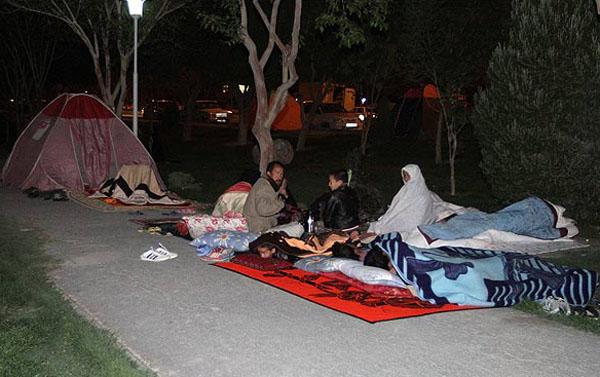 61819 207 اصفهان پس از وقوع زلزله/تصاویر