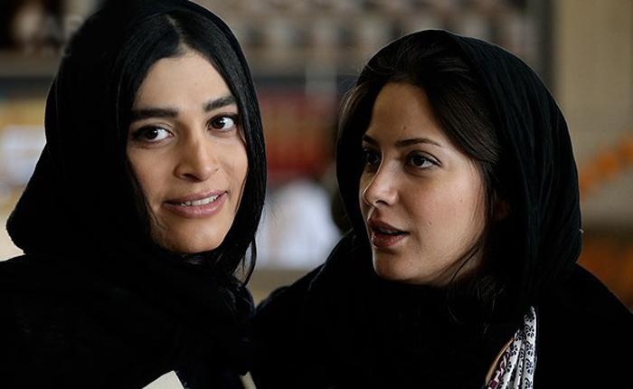 عکس های طناز طباطبایی در سی و دومین جشنواره فیلم فجر