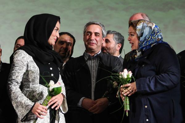 عکس/ خوش و بش دو بازیگر زن معروف