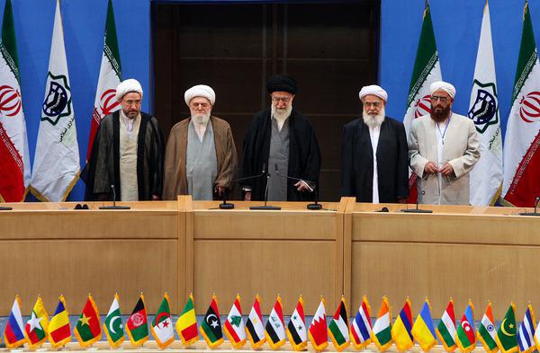İmam Hamanei'nin İslami Uyanış ve Ulema Konferansı'nda Yaptığı Konuşma