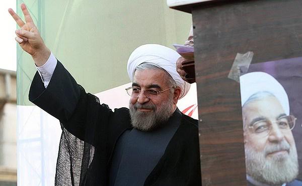 عکس دختر اهوازی های طرفدار روحانی