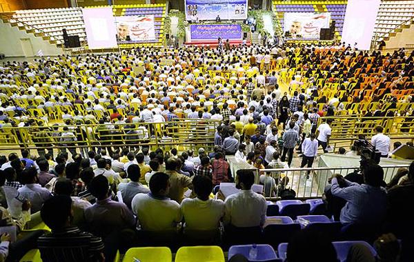 69440 431  (تصاویر) نامزدها در سفر انتخاباتی (2)