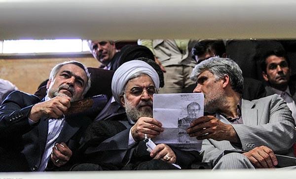 69647 225  (تصاویر) روحانی در ارومیه و تبریز
