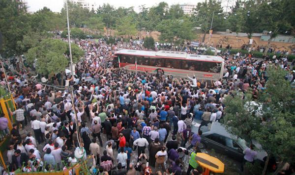 70139 290  (تصاویر) حسن روحانی در مشهد