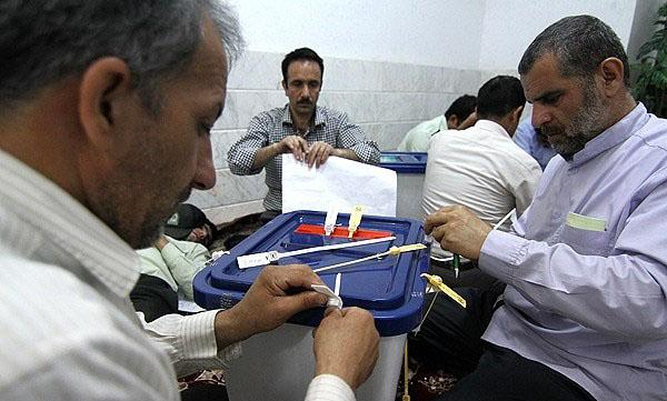 70653 106  (تصاویر) شمارش آراء انتخابات ریاست جمهوری