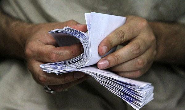 70667 910  (تصاویر) شمارش آراء انتخابات ریاست جمهوری