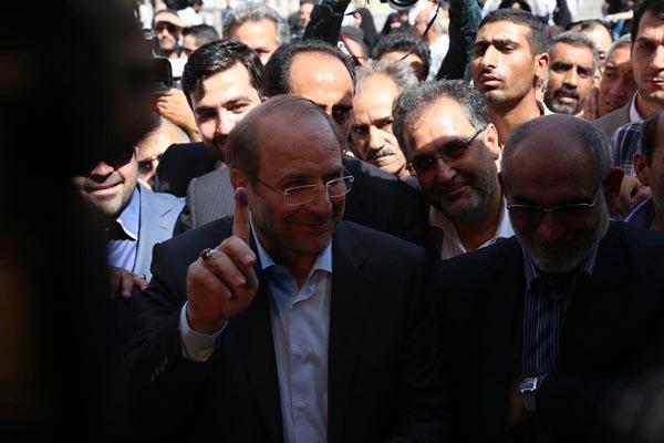 71173 769  (تصاویر) انتخابات ایران از چشم غربی