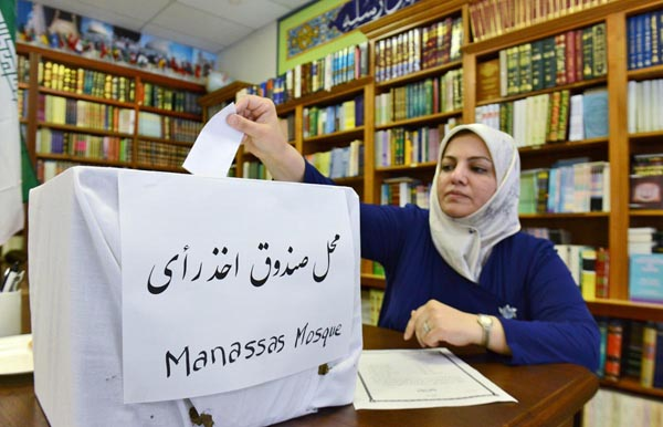 71178 522  (تصاویر) انتخابات ایران از چشم غربی