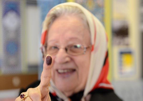 71179 750  (تصاویر) انتخابات ایران از چشم غربی