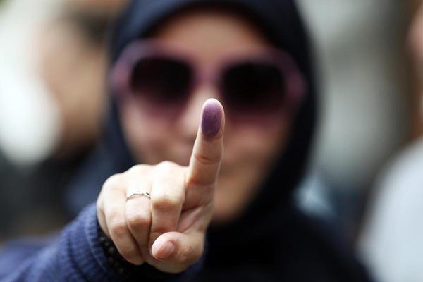 71184 300  (تصاویر) انتخابات ایران از چشم غربی