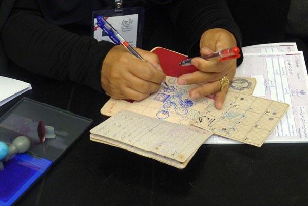 71185 476  (تصاویر) انتخابات ایران از چشم غربی