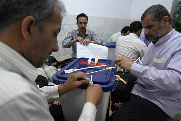 71189 778  (تصاویر) انتخابات ایران از چشم غربی