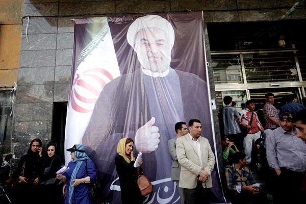71191 285  (تصاویر) انتخابات ایران از چشم غربی