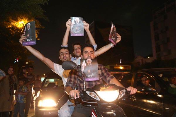 71193 174  (تصاویر) انتخابات ایران از چشم غربی