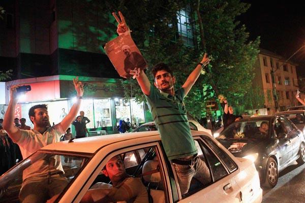71198 185  (تصاویر) انتخابات ایران از چشم غربی