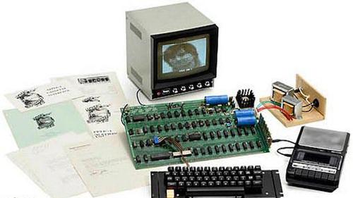 تصویر قدیمی ترین رایانه جهان که فروخته شد - سرویس خبری فناوری اطلاعات و ارتباطات - http://ictns.ir - خسرو یعقوبی