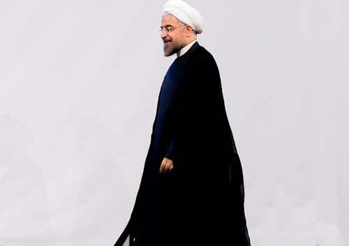 سنگ قبر علما اقتصاد ایران آنلاین - نشست روحانی با روحانیون (تصاویر)