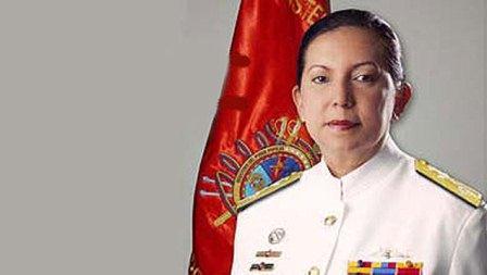 (تصویر) یک زن وزیر دفاع ونزوئلا شد