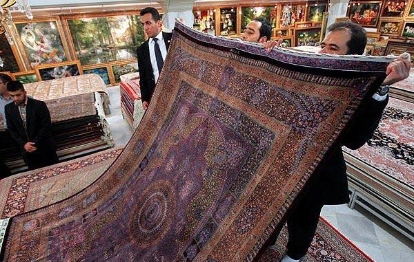 قیمت فرش عظیم زاده