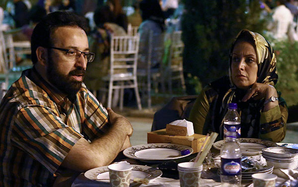 عکس های جدید فرزاد جمشیدی و همسرش