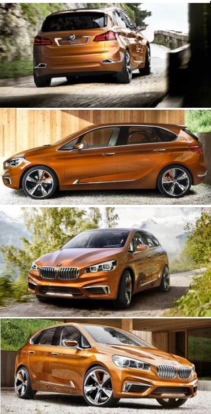 (تصویر) جدیدترین هاچبک BMW رونمایی شد
