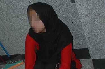 هفت تیر کشی خونین زن جوان در نیمه شب (عکس)