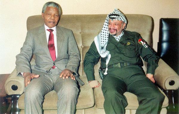 ماندلا یک آزاده در جهان معاصر بود