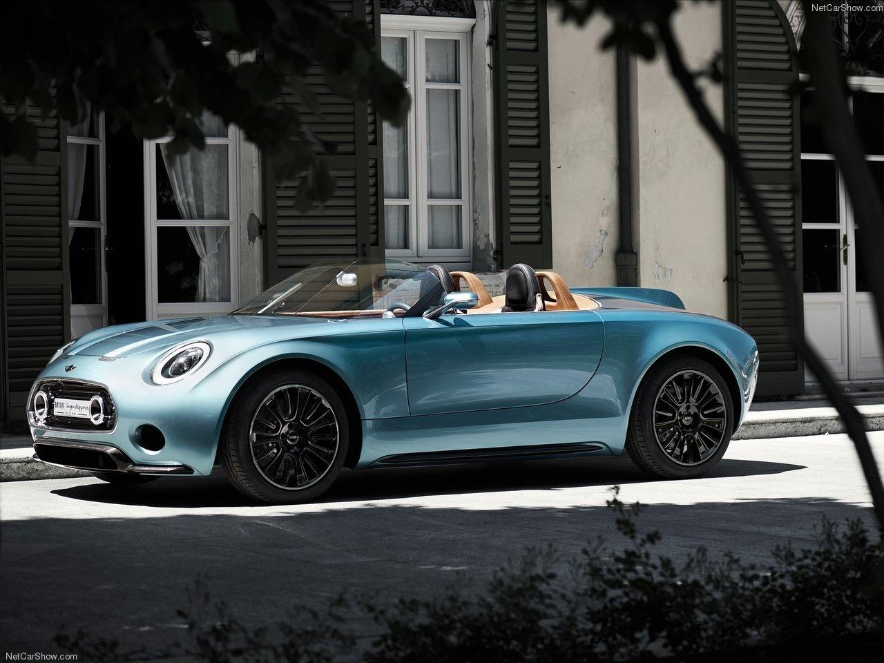 مشخصات بی ام و مجله خودرو قیمت بی ام و MINI Superleggera Vision