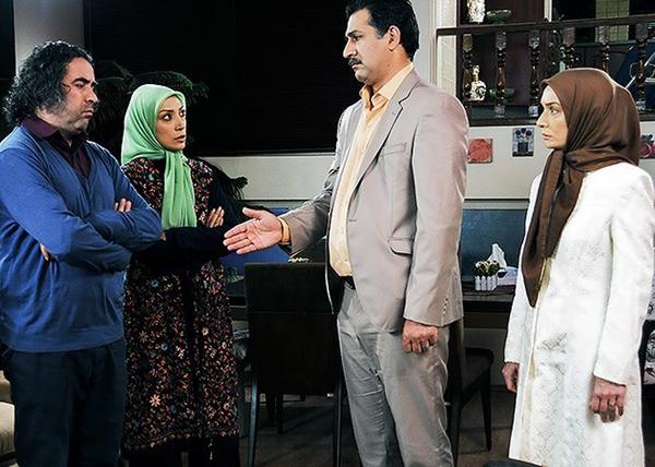 سریال شمعدونی ـ عذرخواهی هوشنگ از عطا