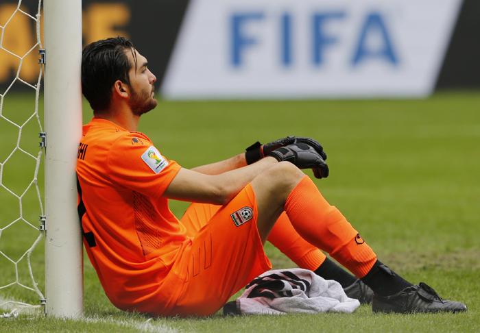 تصاویر دیدنی و برگزیده از مرحله گروهی جام جهانی