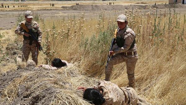 عکس داعش سرباز زن زن عراقی زن داعش داعش اخبار جالب