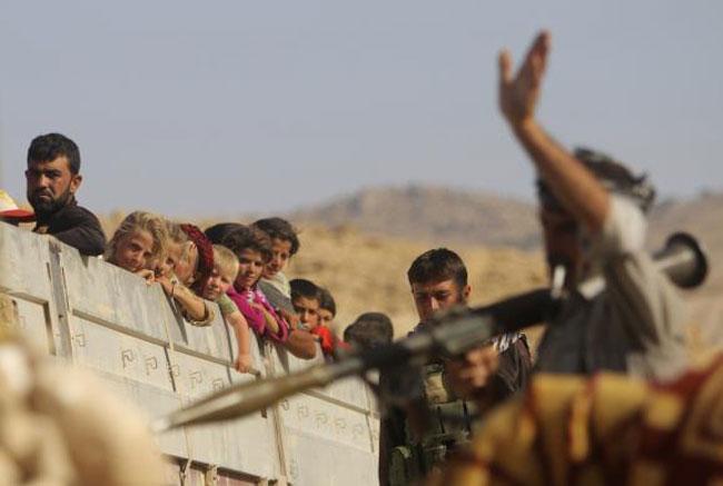 148043 957 اسارت و تجاوز به زنان ایزدی های عراق توسط داعش + تصاویر